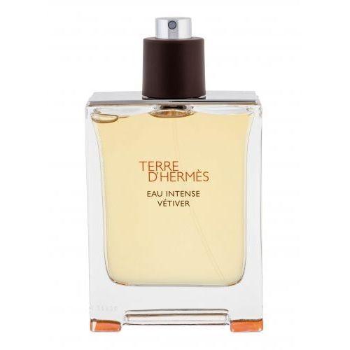 Hermes terre d´ hermès eau intense vétiver woda perfumowana 100 ml tester dla mężczyzn (3346131430758)