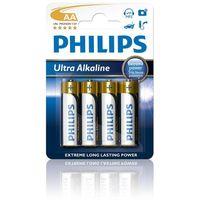 Bateria lr6e4b/10 ultra alakline (4szt.)- towar zamówiony do 17:00 wyślemy jeszcze dzisiaj!!! marki Philips