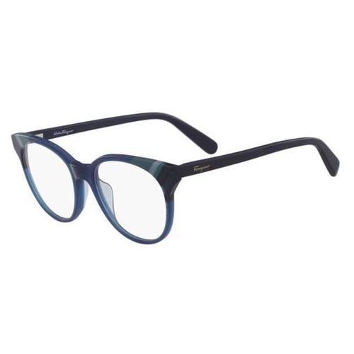 Salvatore ferragamo Okulary korekcyjne sf 2796 421
