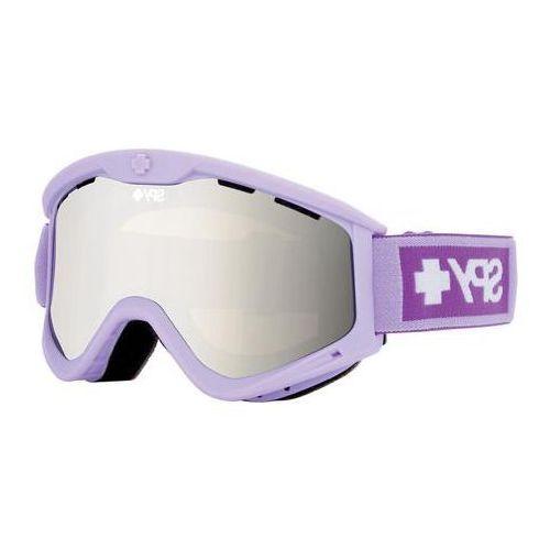 SPY T3 ELEMENTAL LAVENDER - gogle narciarskie/snowboard + BONUS LENS