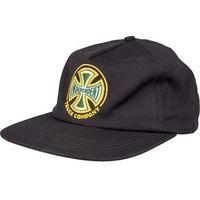 czapka z daszkiem INDEPENDENT - Spectrum Truck Co Cap Black (BLACK) rozmiar: OS