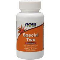 Kompleks witamin i minerałów NOW Foods Special Two 120 vcaps Najlepszy produkt