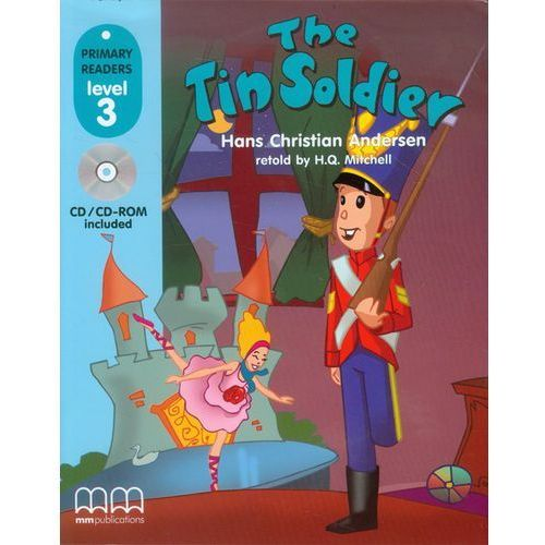 The tin soldier sb + cd mm publications (9789603799979)