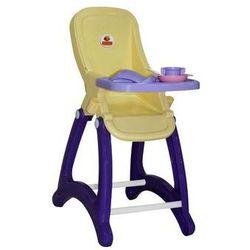 Foteliki i krzesełka dla lalek  Polesie