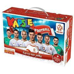 Kapsle football pzpn marki Trefl
