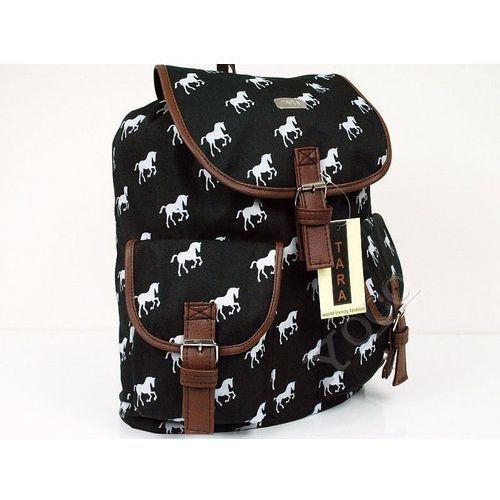 06dfcb4606b66 ▷ Plecak Szkolny Vintage Hipster Plecaki Konie - T08 (TARA ...