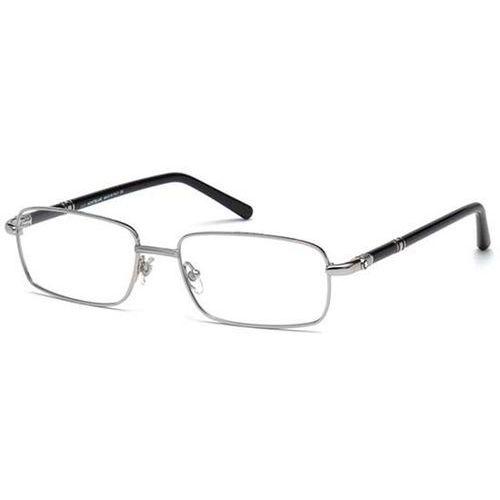 Okulary korekcyjne mb0475 016 Mont blanc