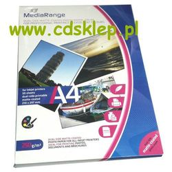 Papiery fotograficzne  Media Range CDsklep.pl