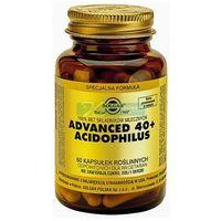 SOLGAR Advanced 40+ Acidophilus 60 Kapsułek (033984000391)