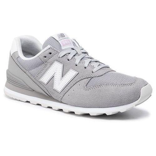 Sneakersy - wl996jc szary marki New balance