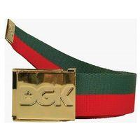 pasek DGK - Lux Scout Belt Red/Green (MULTI) rozmiar: OS