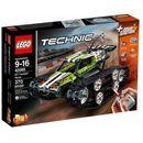 LEGO Technic Zdalnie sterowana wyścigówka 42065  LEGO Technic Zdalnie sterowana wyscigówka GXP