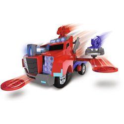 Transformers ciężarówka optimus wyrzutnia marki Dickie