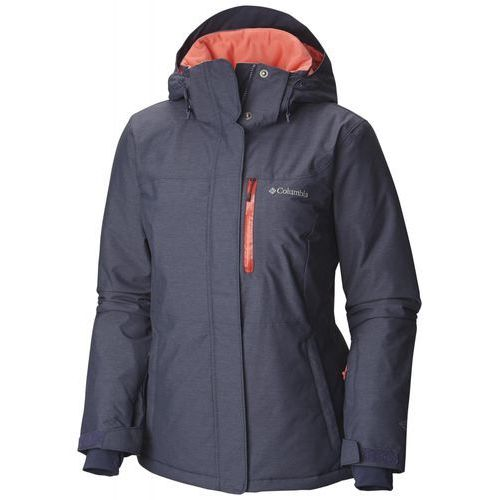 COLUMBIA kurtka Alpine Action Nocturnal/Hot Coral XS