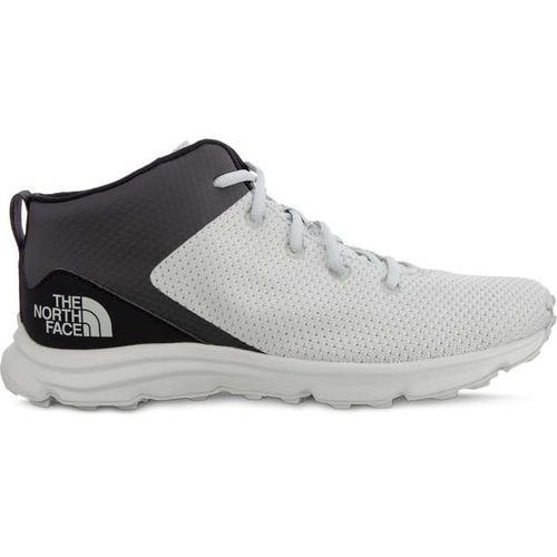 Buty The North Face M SESTRIERE MID TINGREY/TNFBLC T93RQA5WH TNF GREY/TNF BLACK