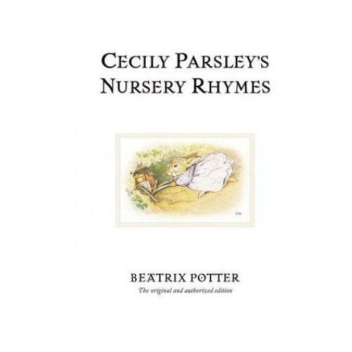 Cecily Parsley`s Nursery Rhymes, oprawa twarda