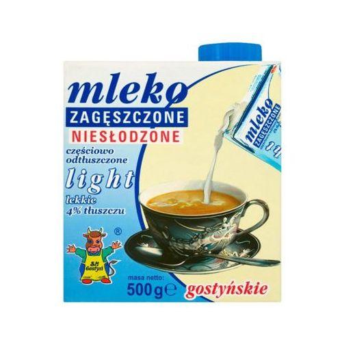 Gostyń 500g 4% light mleko zagęszczone niesłodzone Sm gostyń