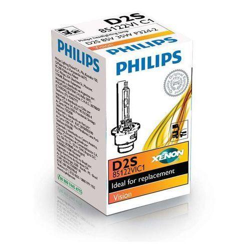 Philips vision samochodowa lampa ksenonowa 85122vic1