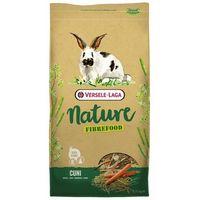 Versele - laga nature fibrefood cuni 8kg - pokarm mieszanka dla wrażliwych królików miniaturowych 8kg dostawa gratis od 99 zł + super okazje