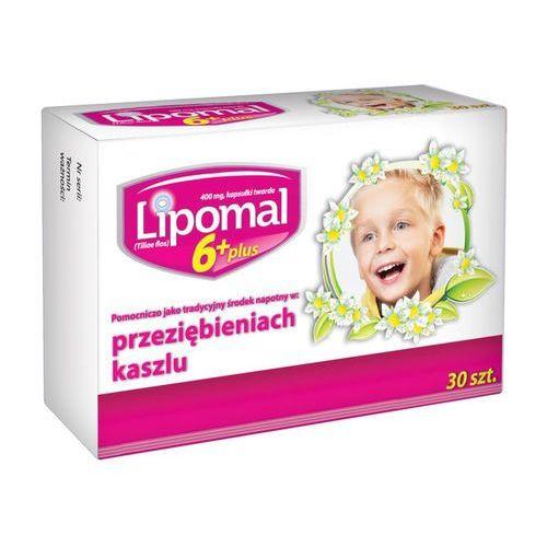 Aflofarm Lipomal 6 plus x 30 kapsułek