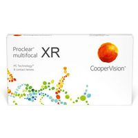 Proclear multifocal xr typ d 3 szt. marki Cooper vision
