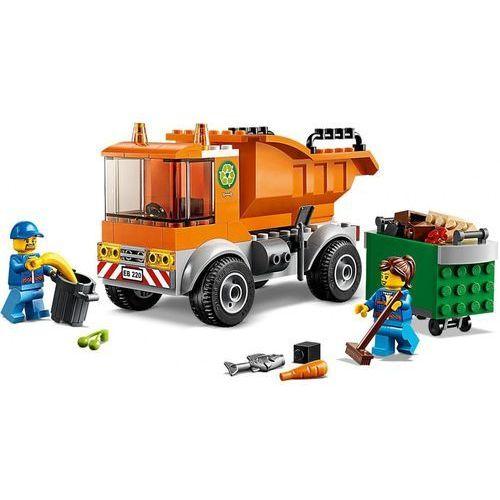 LEGO Zestaw City Great Vehicles 60220 Śmieciarka