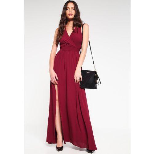 6ece6825dc ... Odzież damska · Suknie i sukienki  WAL G. Sukienka koktajlowa wine. WAL  G. Sukienka koktajlowa wine