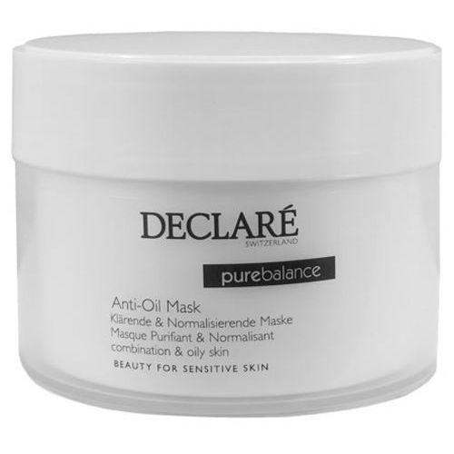 Declare pure balance anti-oil mask maska oczyszczająco-normalizująca (4637) - Promocyjna cena