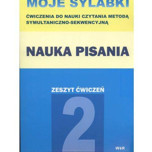 Moje sylabki Nauka pisania 2 Zeszyt ćwiczeń (41 str.)
