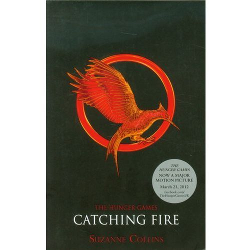 Catching fire (9781407132099)