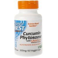 Kapsułki Doctor's Best Curcumin Phytosome Meriva 500 mg - 60 kapsułek