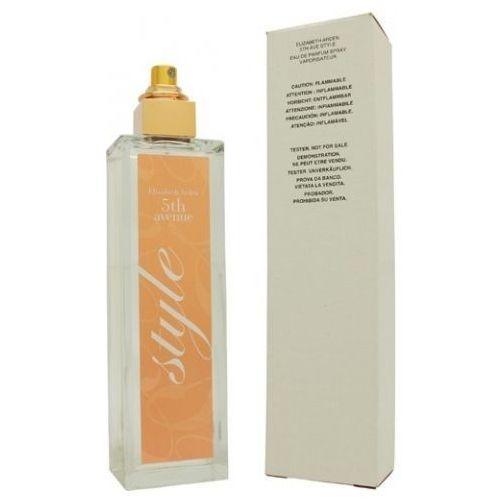 Elizabeth arden 5th avenue style woda perfumowana  tester 125ml