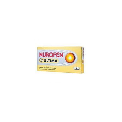 Tabletki NUROFEN ULTIMA, 12 TABLETEK