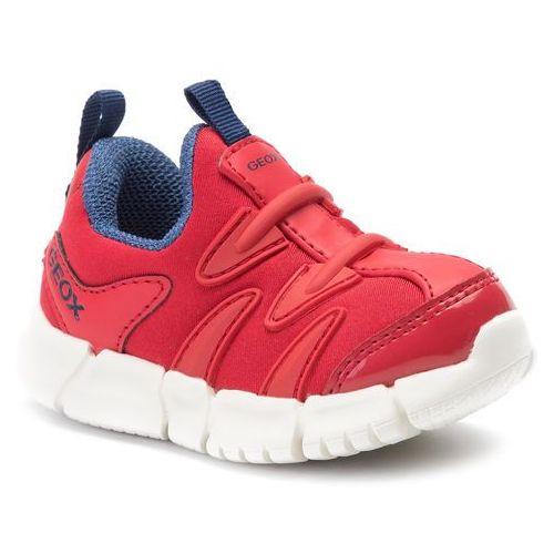 Sneakersy GEOX - B Flexyper B. F B922TF 01554 C7217 M Red/Navy, kolor czerwony