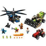 76054 BATMAN STRACH NA WRÓBLE Batman: Scarecrow Harvest of Fear - KLOCKI LEGO SUPER HEROES