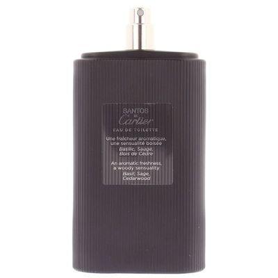 Testery zapachów dla mężczyzn Cartier