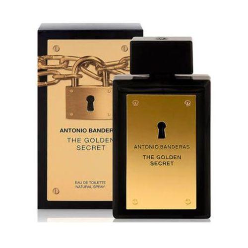 Antonio banderas the golden secret edt 50 ml dla panów