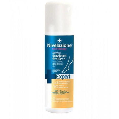 NIVELAZIONE Skin Therapy aktywny dezodorant do stóp 5w1 150ml - Super oferta