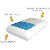Poduszka ortopedyczna żelowa dla dorosłych comfort gel marki Memo
