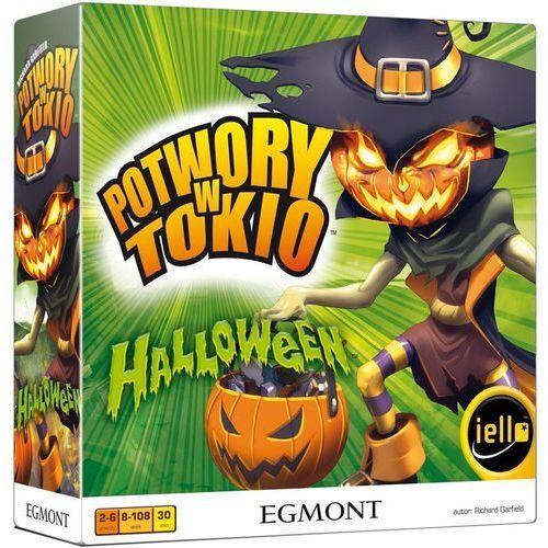 Potwory w tokio - halloween marki Egmont