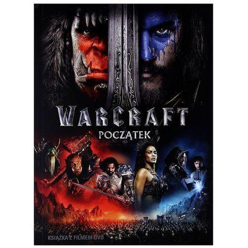 WARCRAFT POCZĄTEK booklet& 43 DVD  35% rabatu na drugą książkę  9788380912052