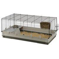 krolik extra large xl 120 składana klatka dla świnki, królika z wyposażeniem marki Ferplast