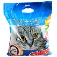 Rokus Chico drewniana ściółka dla kotów i gryzoni 10l