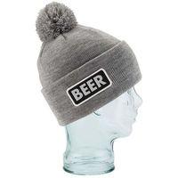 czapka zimowa COAL - The Vice Heather Grey (Beer) (03)