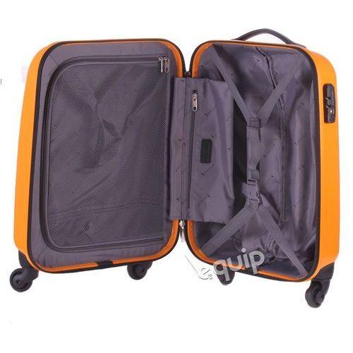 778600913a92c Zestaw walizek Puccini PC 005 - pomnarańczowy - zdjęcie Zestaw walizek  Puccini PC 005 - pomnarańczowy