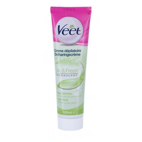 Veet silk & fresh™ dry skin akcesoria do depilacji 100 ml dla kobiet - Promocyjna cena