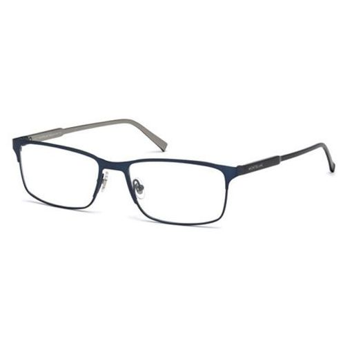 Mont blanc Okulary korekcyjne mb0627 091