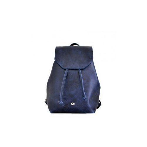 f5d1c7fa8c0a15 Funky go! 26 plecak granat skóra naturalna firmy unisex marki Daag ...