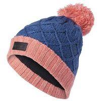czapka zimowa RIP CURL - Wool Pompom Girl Beanie Palace Blue (8663)