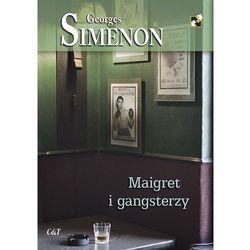 Książki horrory i thrillery  Simenon Georges TaniaKsiazka.pl
